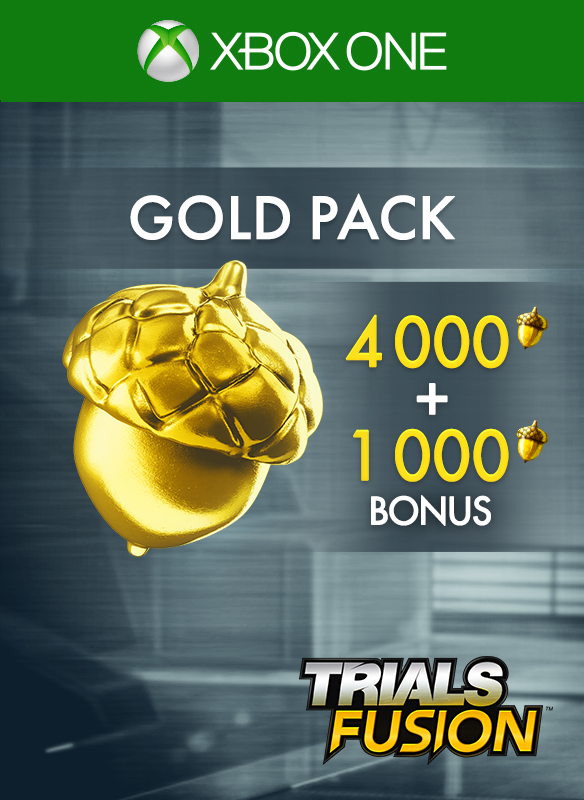 Trials Fusion Gold Pack boxshot