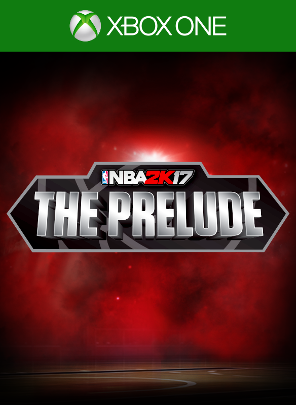 NBA 2K17 The Prelude boxshot