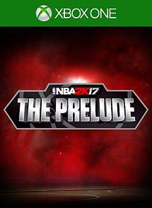 NBA 2K17: The Prelude imagem da caixa