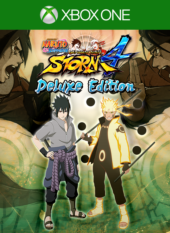 Naruto STORM 4 Deluxe Edition
