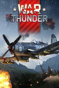 Carátula del juego War Thunder - F4U-4B Corsair