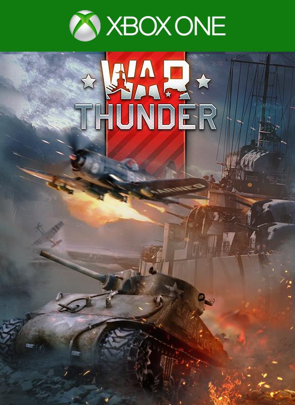 War thunder xbox one free
