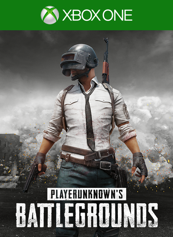 PLAYERUNKNOWN'S BATTLEGROUNDS digital packshot