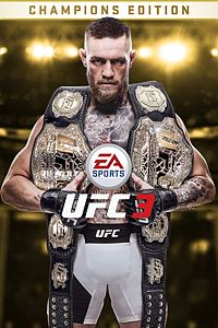 Carátula del juego EA SPORTS UFC 3 Champions Edition