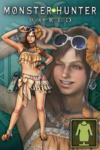 Carátula del juego The Handler's Sunshine Pareo