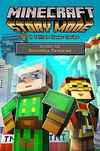 Buy Minecraft Story Mode Episode Assembly Required Microsoft - Minecraft zu 2 spielen xbox
