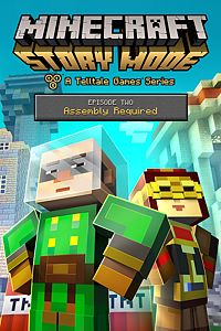 Carátula del juego Minecraft: Story Mode - Episode 2: Assembly Required