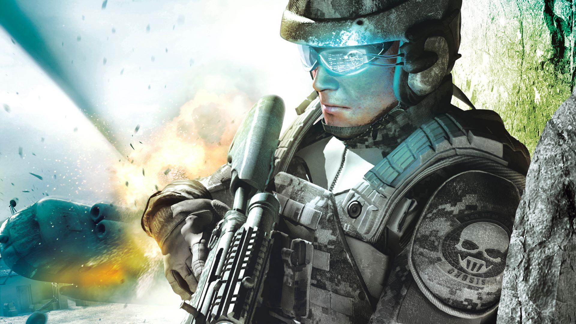 Ghost Recon Advanced Warfighter 2 Screenshot