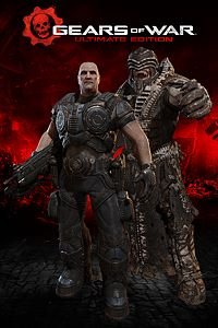 Buy Gears Of War Ultimate Edition Character Pack
