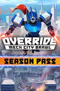 Carátula del juego Override: Mech City Brawl - Season Pass