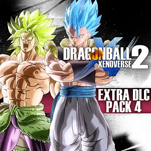 DRAGON BALL XENOVERSE 2 - Extra DLC Pack 4 Xbox One