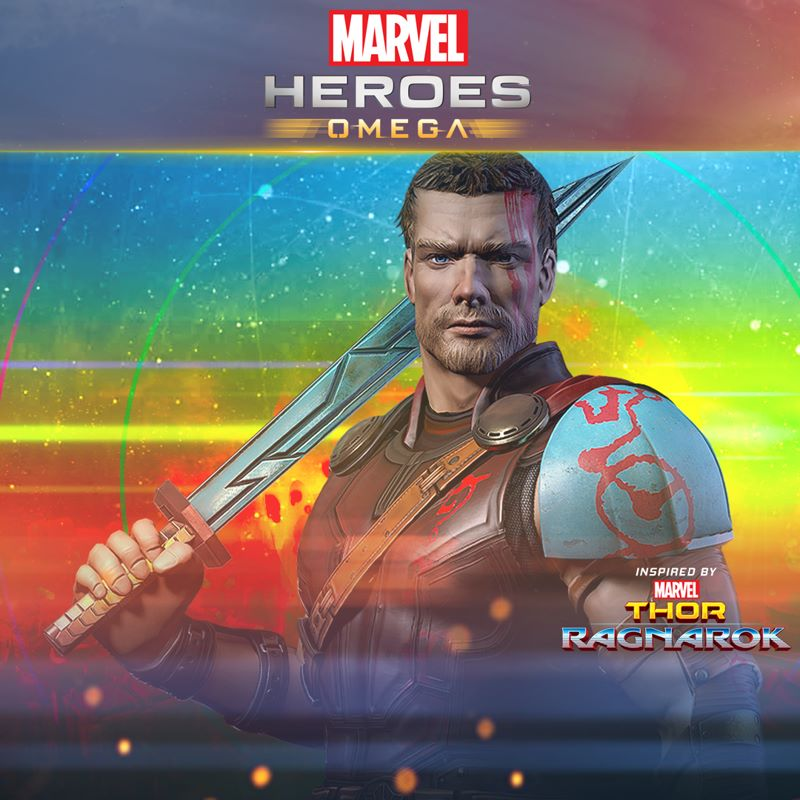 Marvel Heroes Omega - Gladiator Thor Pack Xbox One — buy