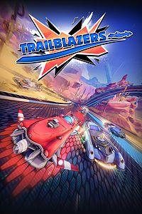 Carátula del juego Trailblazers para Xbox One