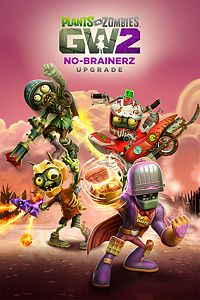 Carátula para el juego Plants vs. Zombies Garden Warfare 2 No-Brainerz Upgrade de Xbox 360