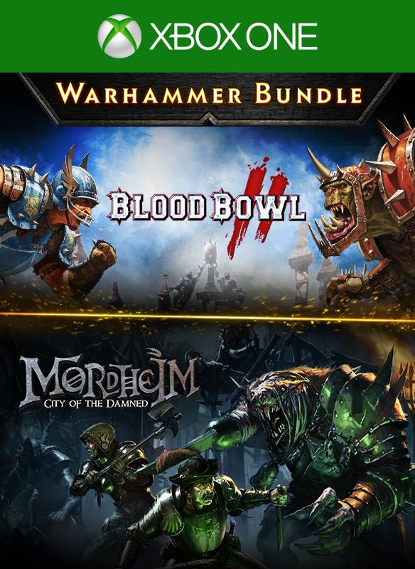 Warhammer Bundle: Mordheim and Blood Bowl 2 boxshot