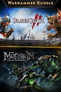 Carátula del juego Warhammer Bundle: Mordheim and Blood Bowl 2