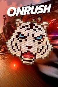 Carátula del juego ONRUSH TIGER TOMBSTONE