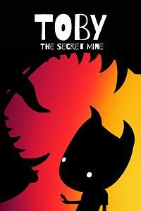 Carátula para el juego Toby: The Secret Mine de Xbox 360