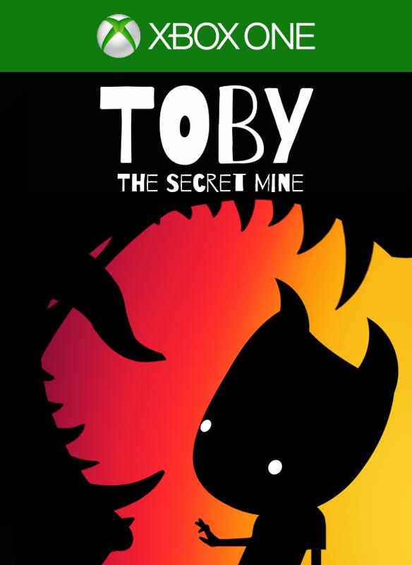 Toby: The Secret Mine boxshot