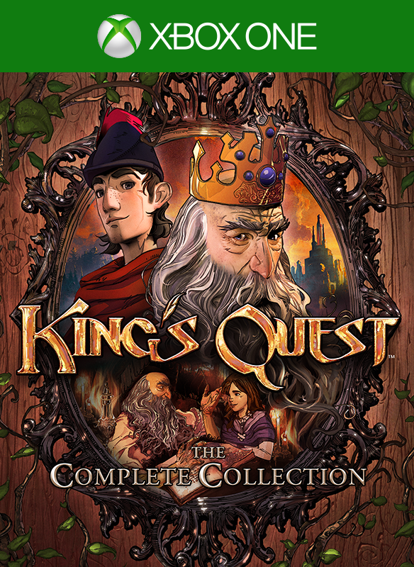 King's Quest Complete Collection boxshot