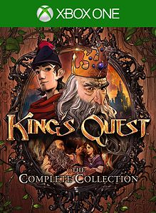 King's Quest™ : The Complete Collection boxshot