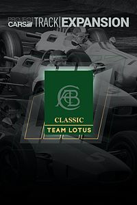 Carátula del juego Project CARS - Classic Lotus Expansion