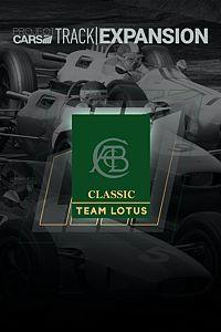 Carátula para el juego Project CARS - Classic Lotus Expansion de Xbox 360