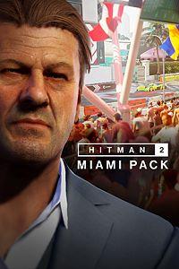 Carátula del juego HITMAN 2 - Miami Pack