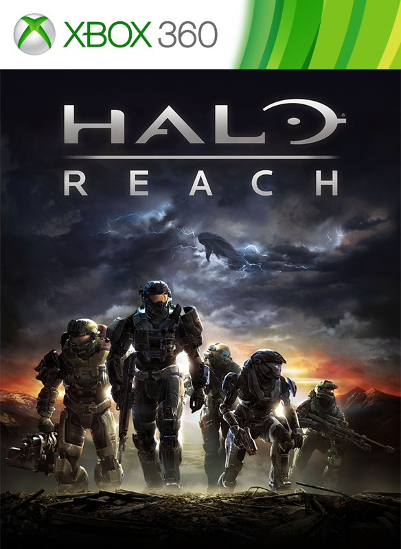 Halo Reach boxshot