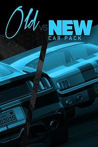 Carátula para el juego Project CARS - Old Vs New Car Pack de Xbox 360