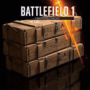 Battlefield™ 1 Battlepacks x 3 Xbox One