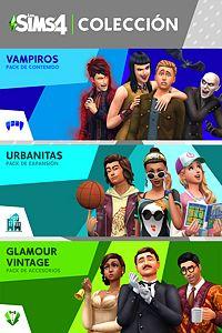 Los Sims™ 4 Colección - Urbanitas, Vampiros y Glamour Vintage Accesorios