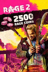 Carátula del juego RAGE 2: 2500 RAGE Coins