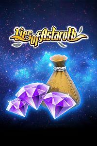 Carátula del juego Crystals x 3800