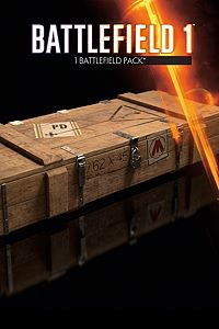 Carátula del juego Battlefield 1 Battlepack