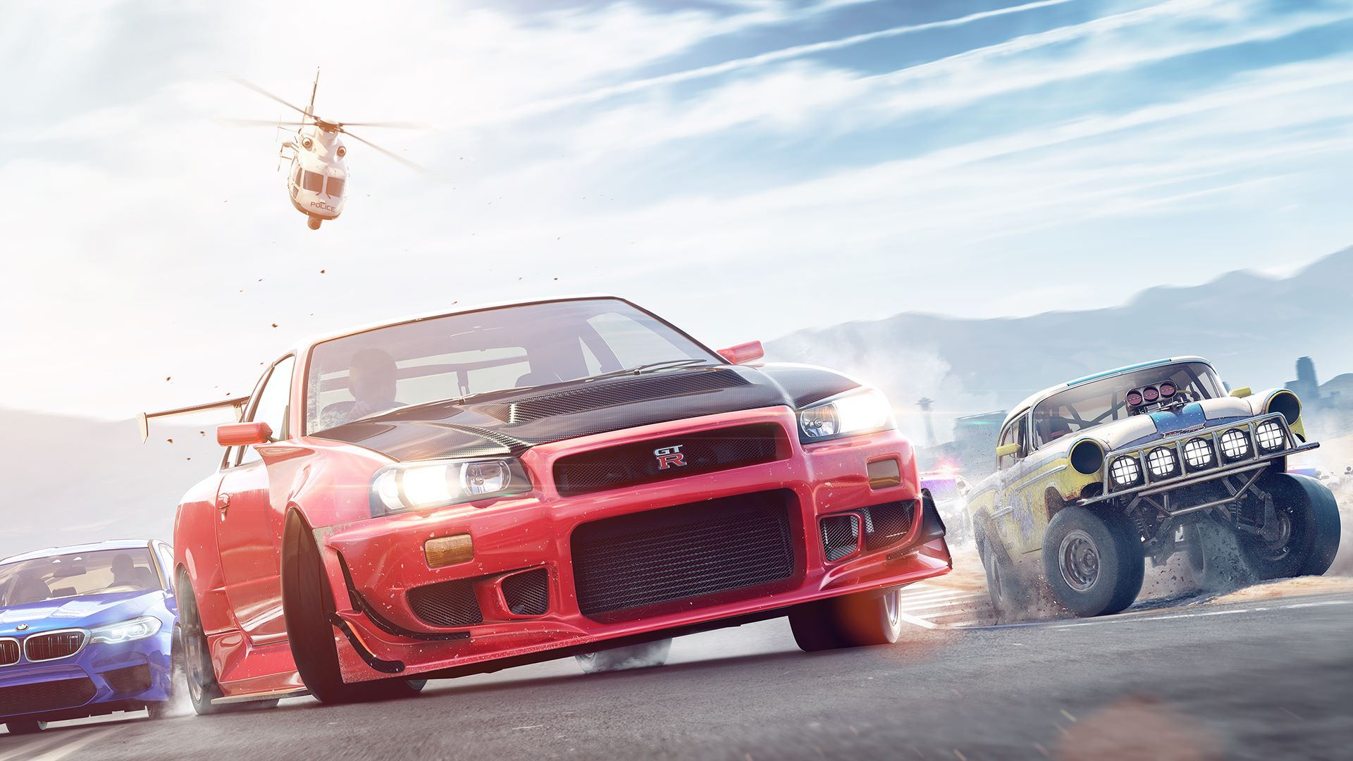 Need for Speed™ Payback - Standard Edition