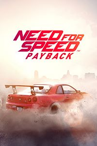 Carátula del juego Need for Speed Payback - Standard Edition de Xbox One