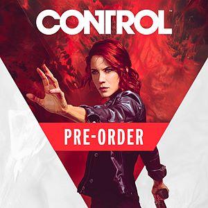 Control Pre-Order Edition Xbox One
