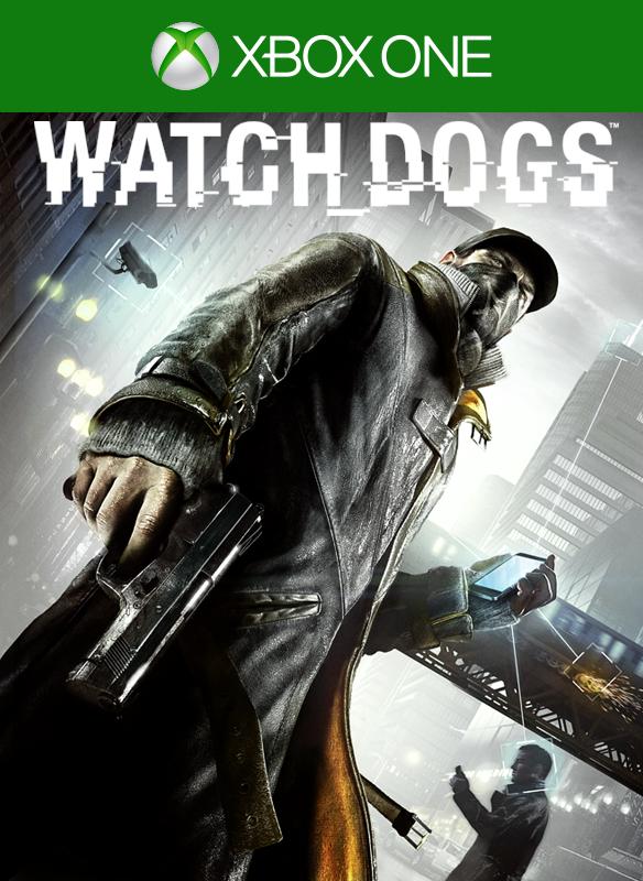 WATCH_DOGS™ boxshot