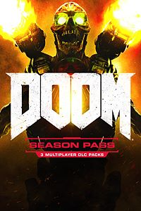 Carátula del juego DOOM Season Pass de Xbox One