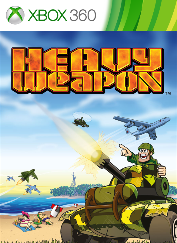 Heavy Weapon boxshot