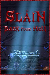 Carátula del juego Slain: Back from Hell de Xbox One