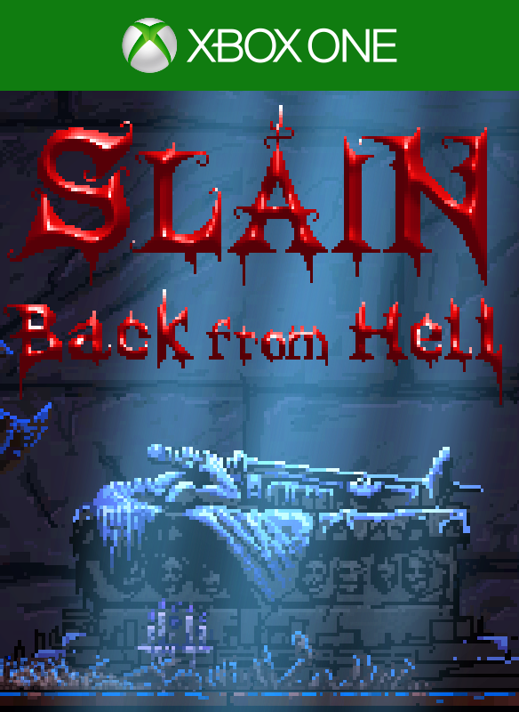 Slain Back From Hell boxshot
