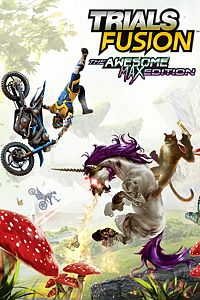 Carátula del juego Trials Fusion: The Awesome Max Edition de Xbox One