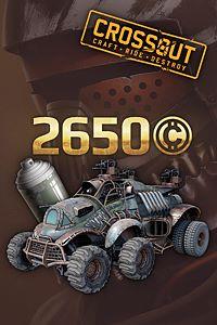 Carátula para el juego Crossout - Spectral Hunter de Xbox 360