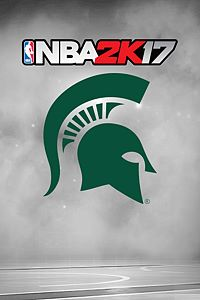 Carátula del juego NBA 2K17 All-Michigan State Team de Xbox One