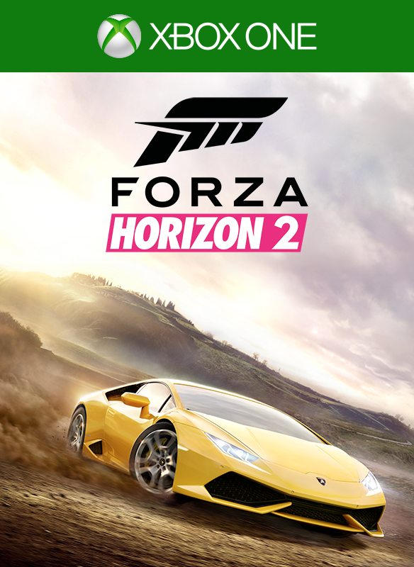 Forza Horizon 2 and Forza Motorsport 5 Bundle boxshot
