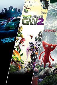 Carátula del juego EA Family Bundle de Xbox One