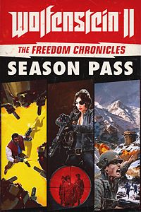Carátula del juego Wolfenstein II: The Freedom Chronicles Season Pass