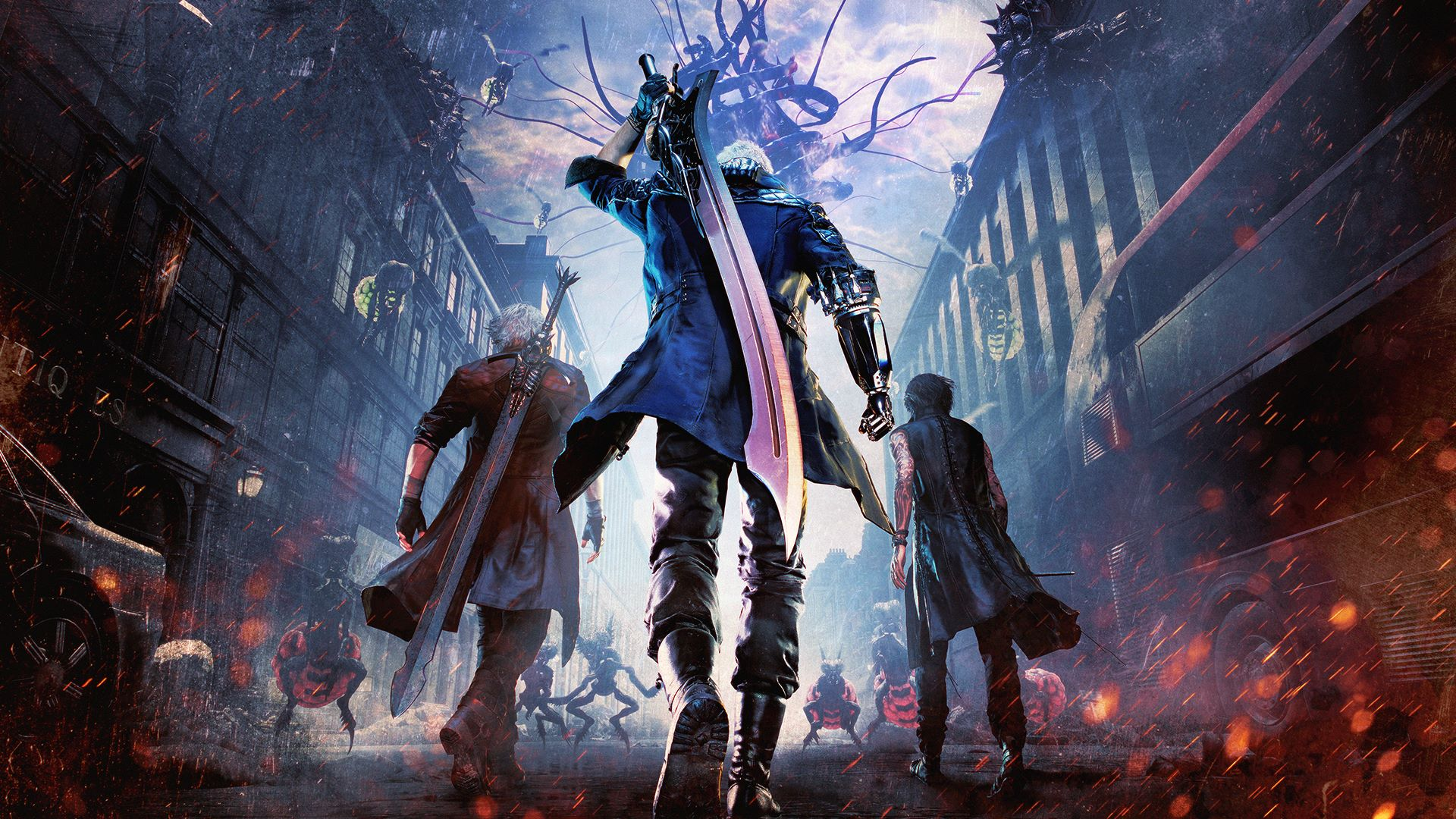 Buy Devil May Cry 5 Microsoft Store